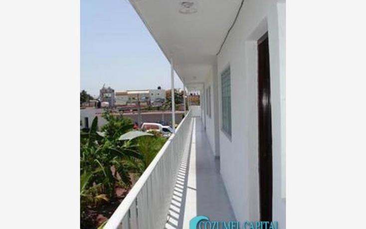 Foto de edificio en venta en hotel aguilar, calle 3 sur entre 5a avenida y rafael e. melgar # 98, cozumel, cozumel, quintana roo, 1155309 No. 07