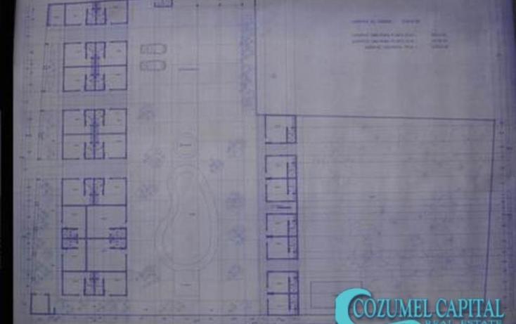 Foto de edificio en venta en  # 98, cozumel, cozumel, quintana roo, 1155309 No. 08