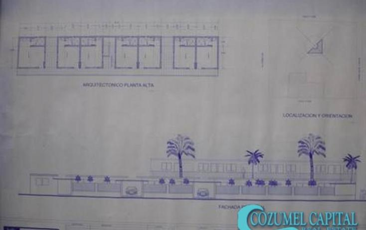 Foto de edificio en venta en hotel aguilar, calle 3 sur entre 5a avenida y rafael e. melgar # 98, cozumel, cozumel, quintana roo, 1155309 No. 09