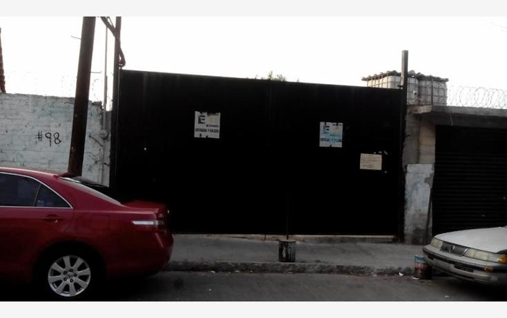 Foto de bodega en renta en  98, isidro fabela, tlalnepantla de baz, m?xico, 1701812 No. 01