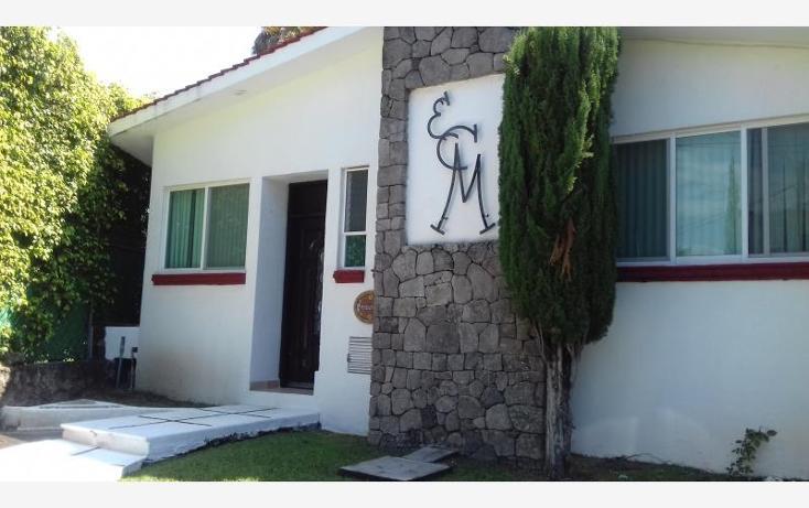 Foto de casa en venta en quezal 98, lomas de cocoyoc, atlatlahucan, morelos, 2700193 No. 01