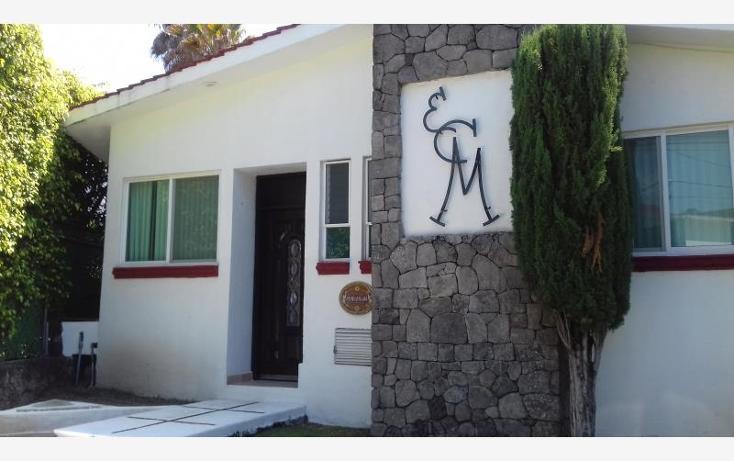 Foto de casa en venta en quezal 98, lomas de cocoyoc, atlatlahucan, morelos, 2700193 No. 02