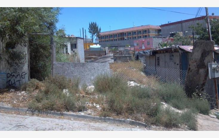 Foto de terreno habitacional en venta en  9826, el florido iii, tijuana, baja california, 1609632 No. 01