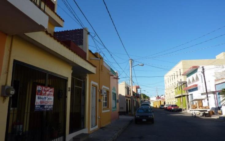 Foto de casa en venta en  983, centro, mazatlán, sinaloa, 1584914 No. 36