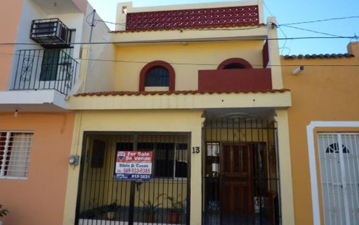 Foto de casa en venta en  983, centro, mazatlán, sinaloa, 1584914 No. 48
