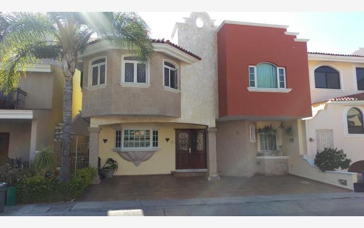 Foto de casa en venta en  991, jardines universidad, zapopan, jalisco, 1947250 No. 01