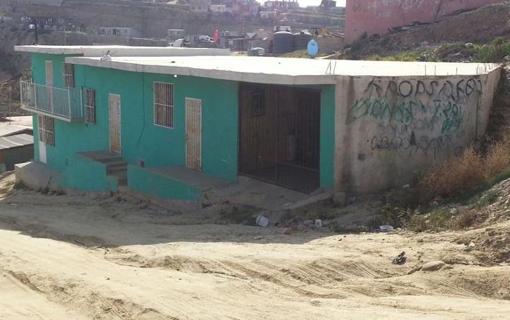 Foto de casa en venta en  998, el jibarito, tijuana, baja california, 1701694 No. 01