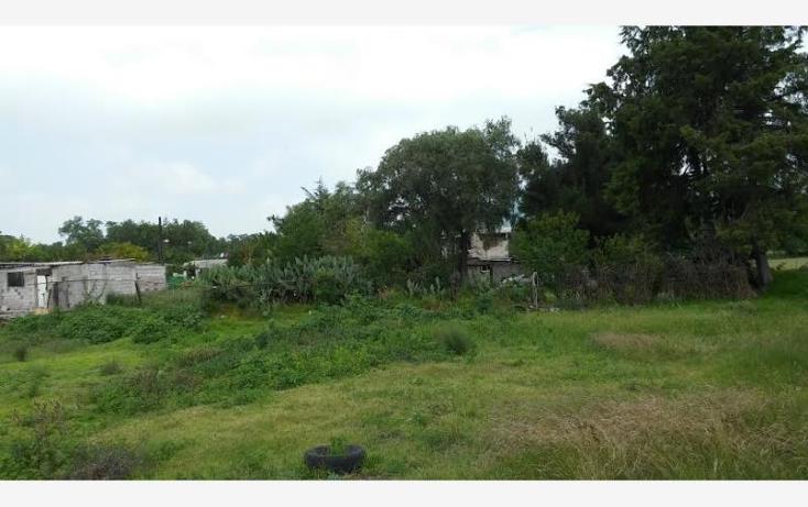 Foto de terreno habitacional en venta en  999, barrio la ca?ada, huehuetoca, m?xico, 2029442 No. 06