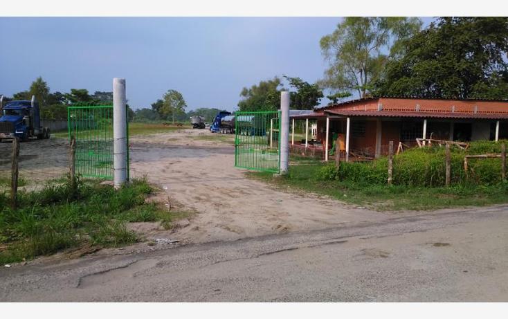 Foto de terreno industrial en renta en federal reforma puerto dos bocas cunduacan paraiso 999, cunduacan centro, cunduacán, tabasco, 1373149 No. 01