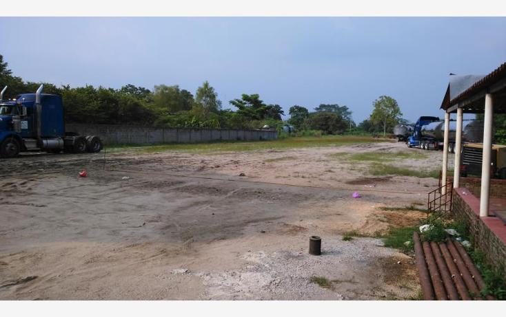 Foto de terreno industrial en renta en federal reforma puerto dos bocas cunduacan paraiso 999, cunduacan centro, cunduacán, tabasco, 1373149 No. 09