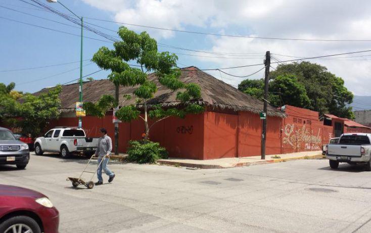 Foto de terreno comercial en renta en 9a norte esquina 4a oriente, la pimienta, tuxtla gutiérrez, chiapas, 1222267 no 01