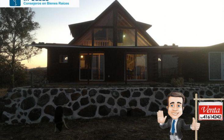 Foto de terreno habitacional en venta en a 1, chapantongo centro, chapantongo, hidalgo, 1933708 no 01