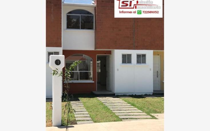 Foto de casa en venta en a 15 min de carretera mex-toluca ocoyoacac , santiago tianguistenco de galeana, tianguistenco, méxico, 3417051 No. 01