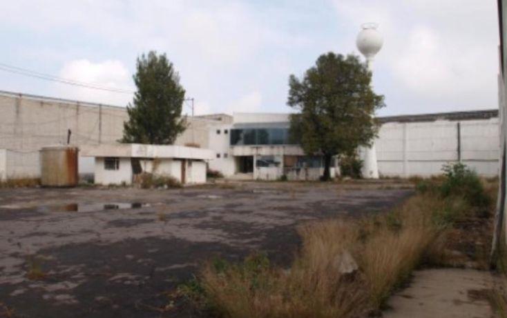 Foto de terreno industrial en renta en a la cantera, ampliación los reyes, la paz, estado de méxico, 1352309 no 02