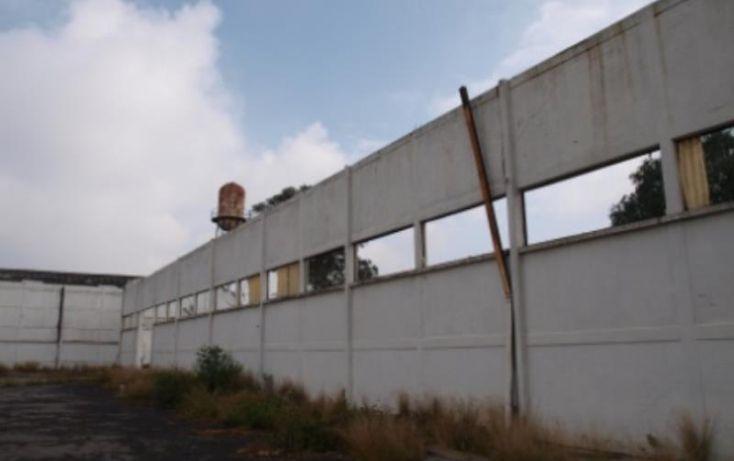 Foto de terreno industrial en renta en a la cantera, ampliación los reyes, la paz, estado de méxico, 1352309 no 03