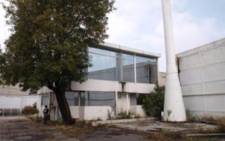 Foto de terreno industrial en renta en a la cantera, ampliación los reyes, la paz, estado de méxico, 1352309 no 05