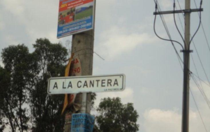 Foto de terreno habitacional en venta en a la cantera, ampliación los reyes, la paz, estado de méxico, 971159 no 09