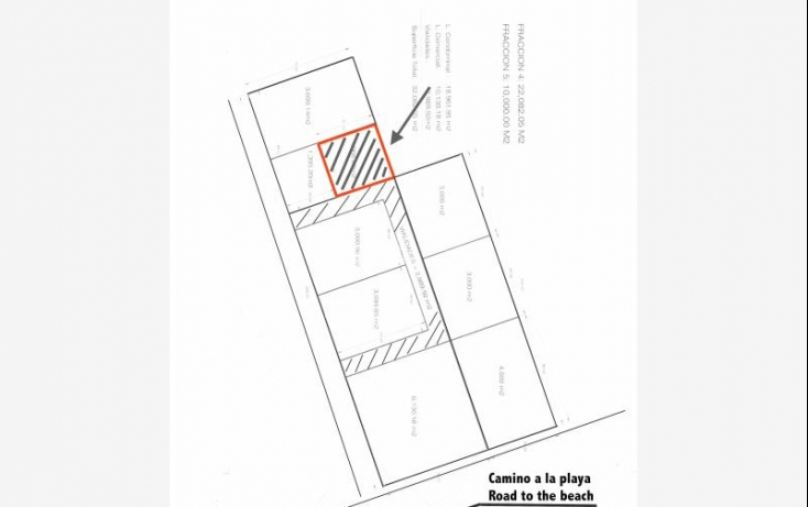 Foto de terreno habitacional en venta en a pasos de av coba, villas tulum, tulum, quintana roo, 521151 no 03