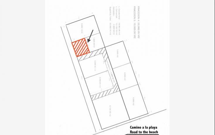 Foto de terreno habitacional en venta en a pasos de av coba, villas tulum, tulum, quintana roo, 521157 no 02