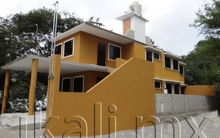 Foto de casa en renta en a una cuadra del libramiento adolfo lopez mateos, villa rosita, tuxpan, veracruz, 1998856 no 01
