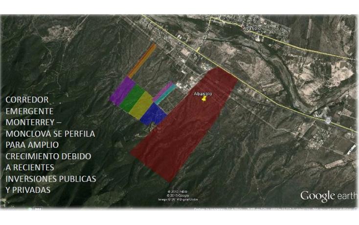 Foto de terreno industrial en venta en  , abasolo centro, abasolo, nuevo león, 1073377 No. 02