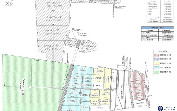 Foto de terreno industrial en venta en  , abasolo centro, abasolo, nuevo león, 1073377 No. 03
