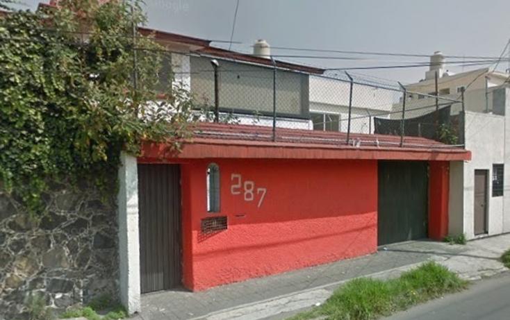 Foto de casa en venta en abasolo , santa maría tepepan, xochimilco, distrito federal, 1849126 No. 03