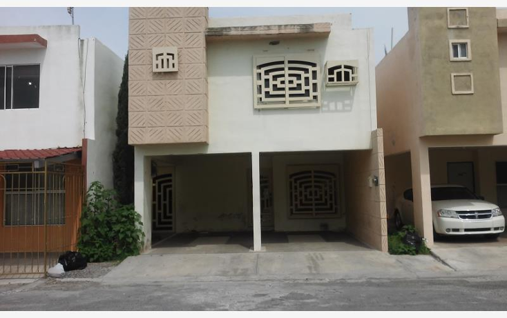 Foto de casa en venta en abedul 104, residencial del valle, reynosa, tamaulipas, 1723562 No. 01
