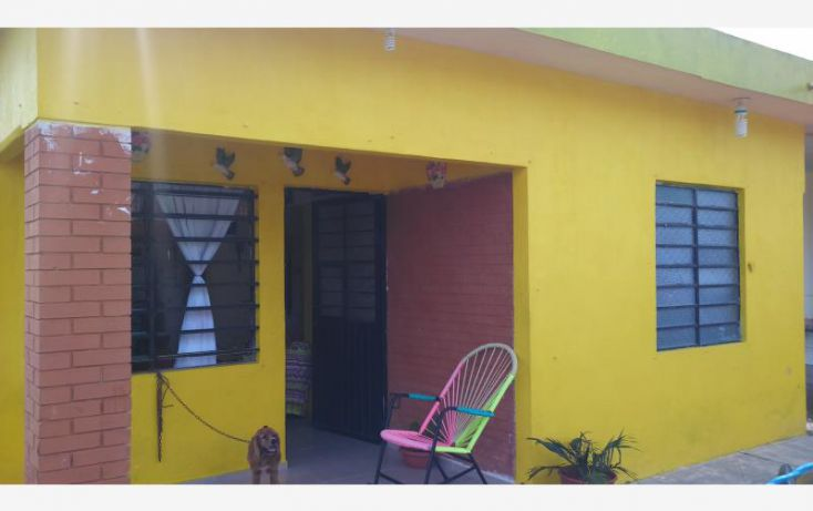 Foto de casa en venta en, abraham de la cruz, cunduacán, tabasco, 1596058 no 01
