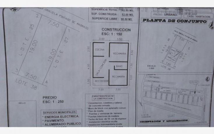 Foto de casa en venta en, abraham de la cruz, cunduacán, tabasco, 1596058 no 04
