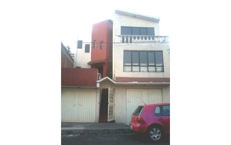 Foto de casa en venta en abraham lincoln , 1a ampliación presidentes, álvaro obregón, distrito federal, 1907797 No. 01
