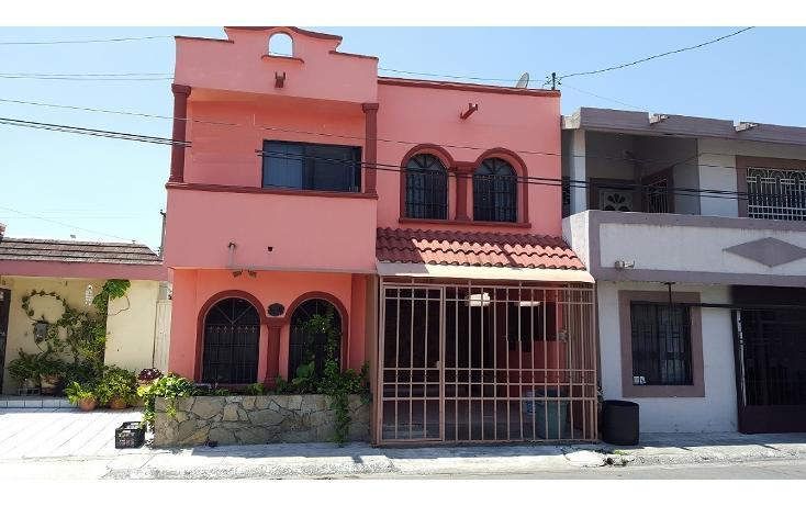 Foto de casa en venta en abril de portugal , valle del roble, san nicolás de los garza, nuevo león, 1870644 No. 01