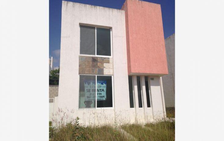 Foto de casa en renta en acacia 145, el ciprés, tuxtla gutiérrez, chiapas, 1422357 no 01