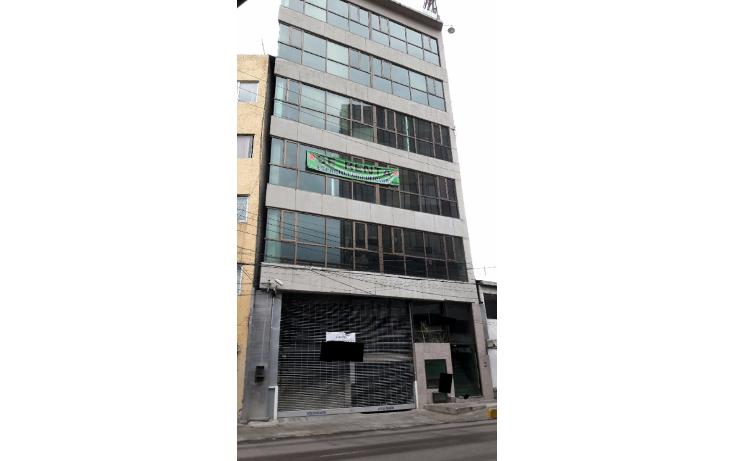 Foto de edificio en renta en  , acacias, benito ju?rez, distrito federal, 2036504 No. 01