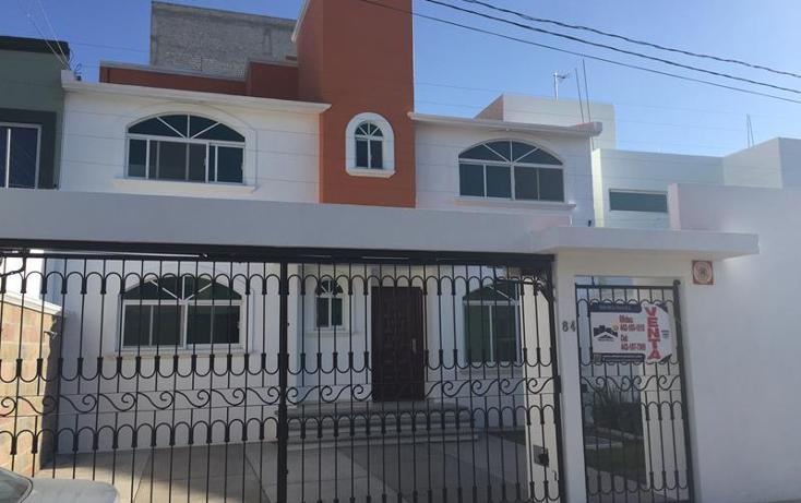 Foto de casa en venta en acambay 1, colinas del cimatario, quer?taro, quer?taro, 1668934 No. 01