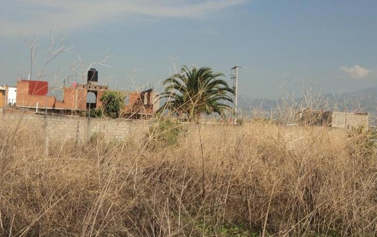 Foto de terreno comercial en venta en  , acapatzingo, cuernavaca, morelos, 394516 No. 05