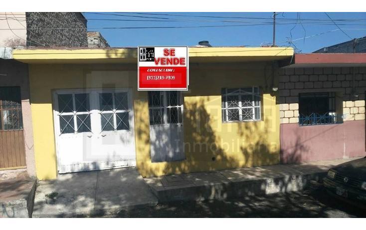 Foto de terreno habitacional en venta en  , acayapan, tepic, nayarit, 1772670 No. 01