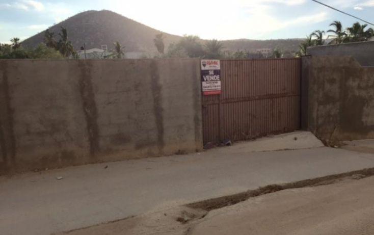 Foto de terreno habitacional en venta en acceso a la playa frente a condominios playa blanca, buenavista, la paz, baja california sur, 1456495 no 01