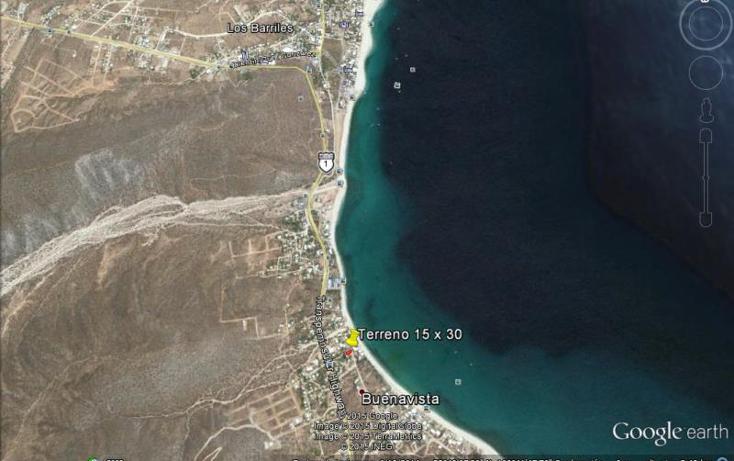 Foto de terreno habitacional en venta en acceso a la playa frente a condominios playa blanca nonumber, buenavista, la paz, baja california sur, 1456495 No. 08