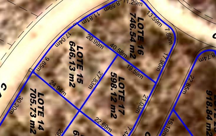 Foto de terreno habitacional en venta en acceso a los tules lotes 13, 15, 21 y 22, villas de la joya, los cabos, baja california sur, 386072 no 04