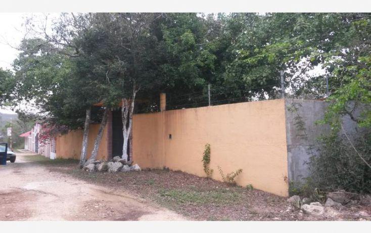 Foto de casa en venta en acceso principal los olivos, guadalupe, tuxtla gutiérrez, chiapas, 1483323 no 01