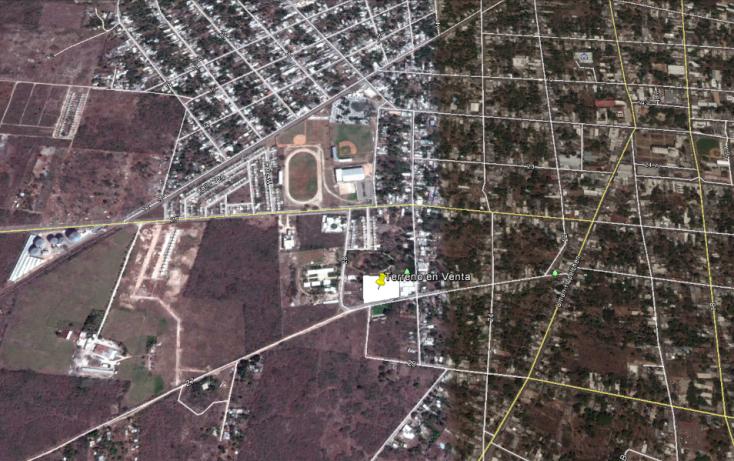 Foto de terreno habitacional en venta en, accim, umán, yucatán, 1957612 no 02