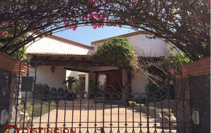 Foto de casa en venta en, acequia blanca, querétaro, querétaro, 1670890 no 01