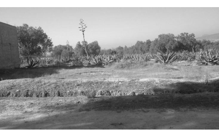 Foto de terreno habitacional en venta en  , acoacalco, coyotepec, méxico, 1203833 No. 01