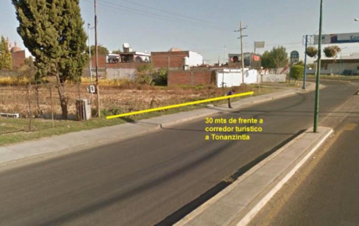 Foto de terreno habitacional en venta en, actipac, san andrés cholula, puebla, 1998762 no 02