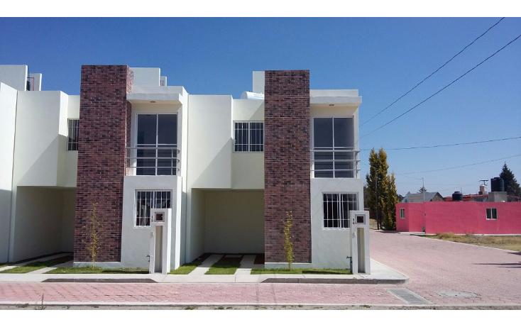 Foto de casa en venta en  , actipac, tetla de la solidaridad, tlaxcala, 1619318 No. 01