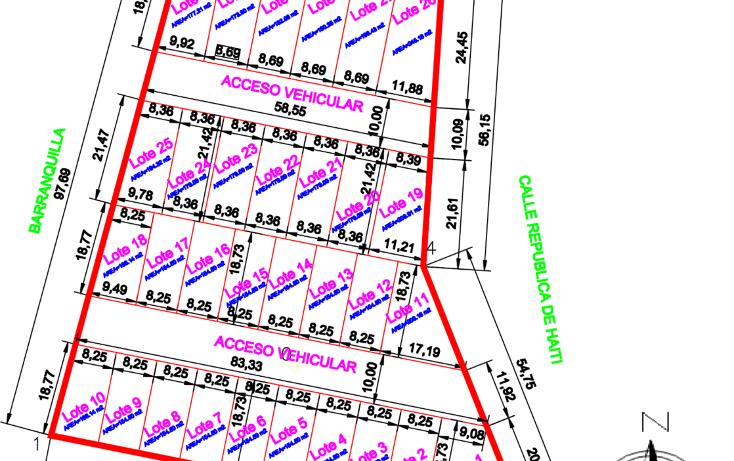 Foto de terreno habitacional en venta en  , actipac, tetla de la solidaridad, tlaxcala, 1665628 No. 17