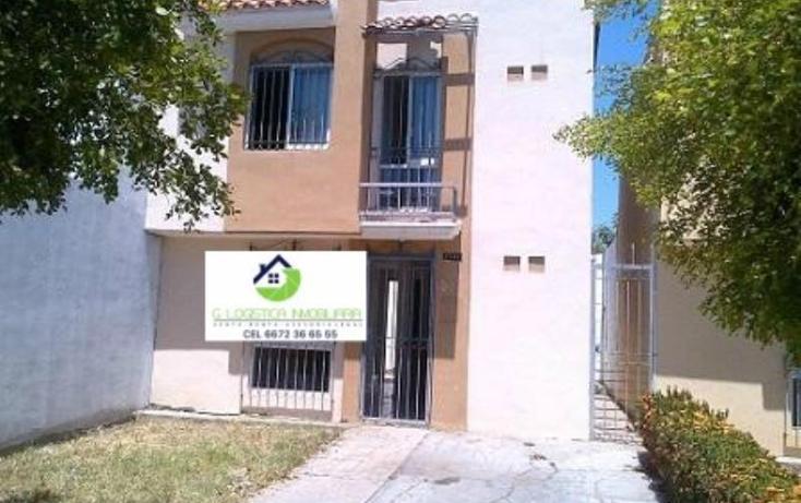 Foto de casa en venta en  , acueducto, culiacán, sinaloa, 1996030 No. 01