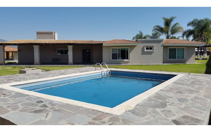 Foto de rancho en venta en  , acueducto san agust?n, tlajomulco de z??iga, jalisco, 1567683 No. 01
