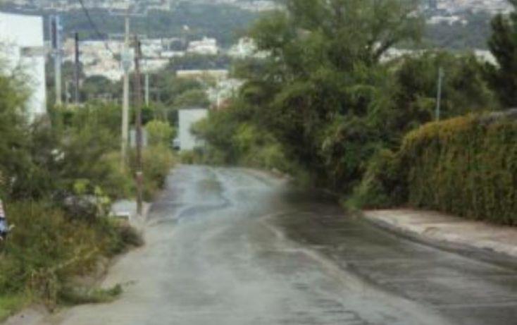 Foto de terreno comercial en venta en acueducto san francisco, el encino, monterrey, nuevo león, 2040218 no 01